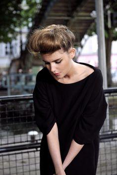 Mod's Hair - Glamrock - Autumn/Winter 2013 Chignon