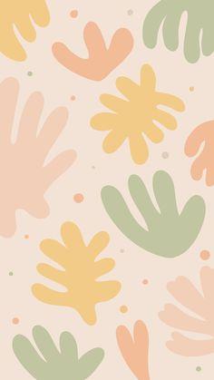 Pastel Henri Matisse Inspired Phone Background in 2021 | Phone wallpaper pastel, Wallpaper iphone boho, Aesthetic iphone wallpaper