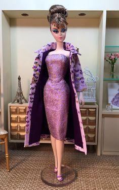 Vintage Barbie Clothes, Doll Clothes Barbie, Barbie Dress, Vintage Dresses, Couture Fashion, Fashion Dolls, Barbie Bridal, Barbie Collector, Barbie World