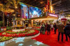 Philadelphia Flower Show 2015