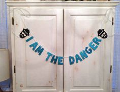 """This fun birthday decoration. 