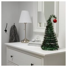 IKEA offers everything from living room furniture to mattresses and bedroom furniture so that you can design your life at home. Artificial Plant Wall, Xmas, Christmas Tree, Led Lampe, Holiday Decor, Home Decor, Dolce, Hooks, Christmas Deco