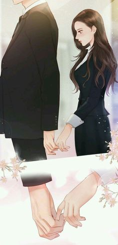 Cute Couple Drawings, Cute Couple Art, Anime Love Couple, Anime Couples Drawings, Anime Couples Manga, Fantasy Couples, Romantic Anime Couples, Romantic Manga, Cute Couples