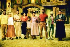 Rare Photos From the Set of 'Porgy and Bess' in 1959 Pearl Bailey, Diahann Carroll, Sammy Davis Jr, Original Movie, Life Magazine, Rare Photos, Old Hollywood, All About Time, Classic