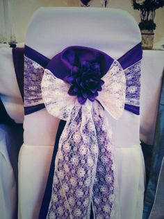 NEW event dressing style with lace sash. Contact us for more information info@weddingmarket.co.uk