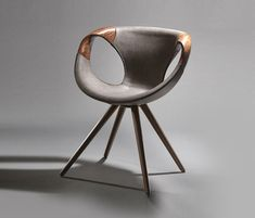 Sur Chair by Cliff Young | Visitors chairs / Side chairs
