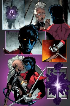 Preview: Amazing X-Men #3, Page 3 of 3 - Comic Book Resources