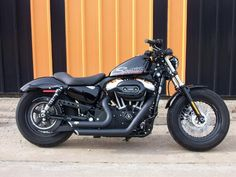 2011 Harley-Davidson Forty-Eight 48, the perfect bike I want to get soon hopefully