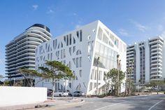 Faena Forum в Майами, OMA