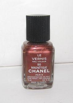 CHANEL - Magnetique Nail Polish