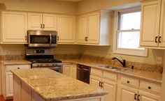 DIY kitchen cabinet updates