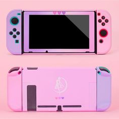 Nintendo Switch Case, Nintendo 3ds, Nintendo Consoles, Cute Spiral Notebooks, Toothbrush Storage, Nintendo Switch Animal Crossing, Custom Consoles, Nintendo Switch Accessories, Gaming