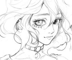 how to draw cartoon Anime Drawings Sketches, Anime Sketch, Cute Drawings, Anime Art Girl, Manga Art, Manga Drawing, Pretty Art, Cute Art, Poses References