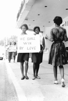 A sidewalk commemorating the Civil Rights Movement in Tallahassee was unveiled several months ago, and this blog post by the State Archives of Florida features photographs taken during demonstrations in the 1960s.