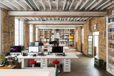 Paper Mill Studios | Gresford Architects; Photo: French+Tye | Archinect