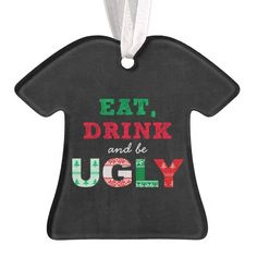 Ugly Christmas Sweater Ornaments are taking over the world! Maybe over the top, but wait till you see the ugly Christmas sweater ornaments I just found.