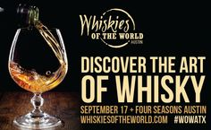 Whiskies of the World in Austin 2015
