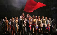 Performing arts more your style? You won't want to miss out on Music Theatre Wichita at Century II. The company puts on Broadway-quality productions every summer. Musical Theatre Shows, Music Theater, Les Miserables Musical London, Les Miserables Poster, Les Miserables Costumes, Nights On Broadway, Double Breasted Waistcoat, Ballroom Dress, Actors & Actresses