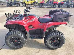 KELOLAND Automall: A Used 2009 YAMAHA GRIZZLY 700 U295 for sale in Yankton South Dakota 57078. $5,995