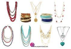 Doplnky – Vrstvenie šperkov