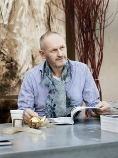 Exposé #1: Master Florist Menno Kroon.