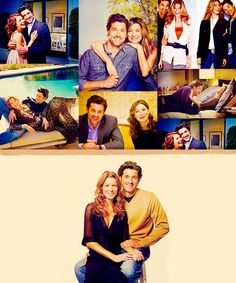 Meredith and Derek <3