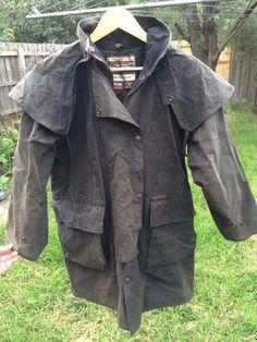 Driza-Bone oil-skined heavy duty Jacket, Size 3, X-Small