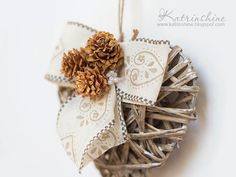 For Shabby chic Lovers I created this simple but so cute DIY. It takes minimum time but the resuld is absolutely amazing and romantic. Yo...