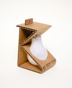 Environmentally Friendly Light Bulb Design by Esther Li