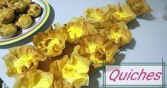 Vol Au Vent, Baby Showers, Cake Pops, Snack Recipes, Snacks, Quiche, Cauliflower, Chips, Vegetables