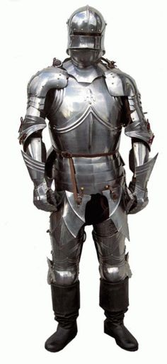 suit of armor. Deff need when zombies come