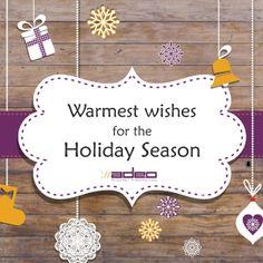 Happy Holidays! | Joyeux temps des fêtes!