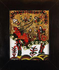 New Mexico Style, Home Altar, Orthodox Icons, Altars, Country Living, Romania, Ethnic, Faith, Christian