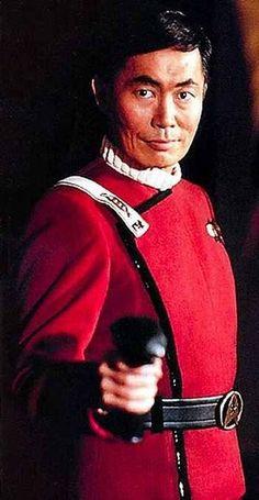 Star Trek: The Original Series Photo: The Undiscovered Country Rarities! Star Trek Enterprise, Star Trek Voyager, Star Trek Crew, Star Trek 1, Star Trek Original Series, Star Trek Series, Gi Joe, Science Fiction, Deep Space Nine