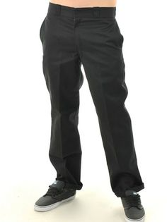 Pantalon Dickies Original Work Noir | Dickies | FreestyleXtreme