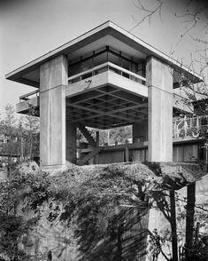 Sky House 1958 - Kiyonori Kikutake #brutgroup photo via #isc20c
