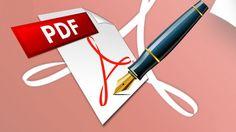 Come modificare un Foglio PDF