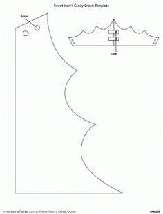 Maripê: Moldes de coroas