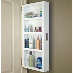 The Back Of The Door Cabinet (Half) - Hammacher Schlemmer