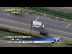 Southern California Police Chase Crazy Woman In A Stolen U-Haul Truck (KABC) Video Response Contest - http://youtu.be/mYmPuINgoUA Join US!