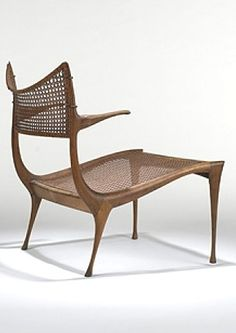 Dan Johnson,  Prototype Gazelle Lounge Chair for Dan Johnson Studio, c1957.