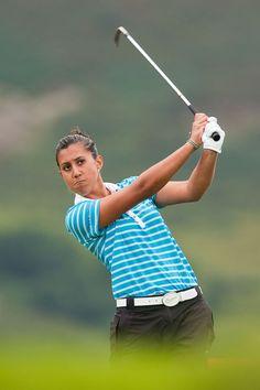 Sahra Hassan - Muslim Professional Golfer