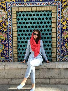 Muslim Fashion, Hijab Fashion, Persian Beauties, Persian Girls, Iran Travel, Iranian Women, Dress Codes, Travel Style, What To Wear