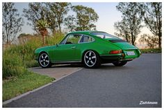 Dutchmann's 1970 911 Weekend Racer