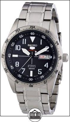 Seiko Reloj SRP513K1 Negro de  ✿ Relojes para hombre - (Gama media/alta) ✿