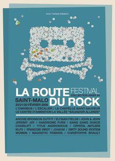 La Route du Rock 2009