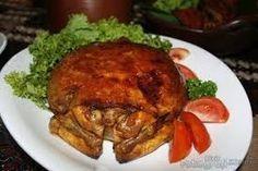 Resep Masakan Alami: Resep Ayam Kodok Spesial