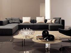 20 Fotos de Muebles para Sala Modernas Family Room, New Homes, Couch, Living Room, Inspiration, Furniture, Ideas Creativas, Modern Living, Home Decor