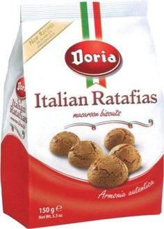 Another sneak peak... Enjoy some Italian Doria Amaretti biscuits in your André Rieu party pack. #FunFriday #LoveInVenice