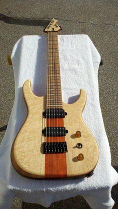 fret markers.    - <3'd by Stringjoy Custom Guitar & Bass Strings. Create your signature set today at Stringjoy.com  #guitar #guitars #music